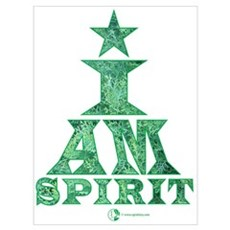 I Am Spirit Framed Print
