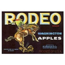 RODEO APPLES *