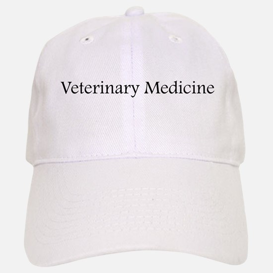 Veterinary Medicine Baseball Baseball Cap
