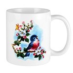 Cute Bluebird Singing Mug
