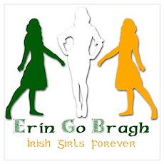 Irish Girls Forever Poster