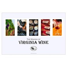 : (The Making of) Virginia Wine Poster