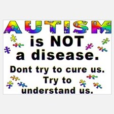 Autism is NOT a disease!