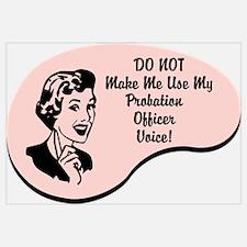 Probation Officer Voice
