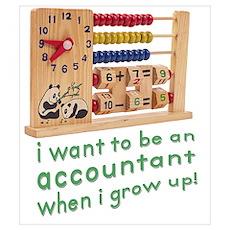 Future Accountant Poster