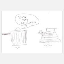 Argumentative Pot Kettle
