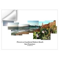 Lands End Wall Decal