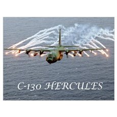 C-130 Hercules Canvas Art