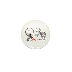 DoG's BeSt FriEnD Mini Button (10 pack)