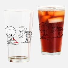 DoG's BeSt FriEnD Drinking Glass