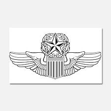 AF Command Pilot Car Magnet 20 x 12