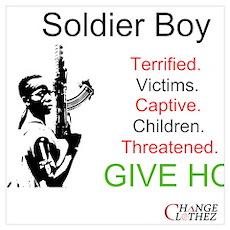 Soldier Boy Poster