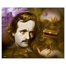"""Poe's """"Berenice"""" Poster"""