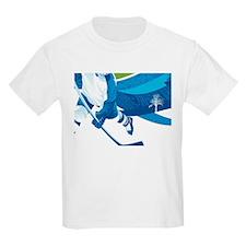 Cute Hockey fight T-Shirt