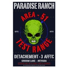 AREA -51 Poster