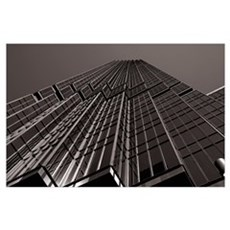 IDS Tower - 11 x 17 Print Poster