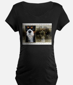 New Year - Golden Elegance - Cavalier T-Shirt