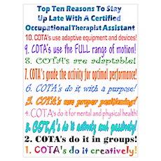 COTA Poster