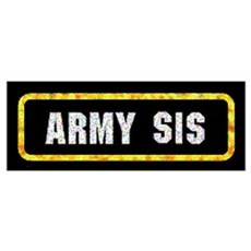 Army Sis Poster