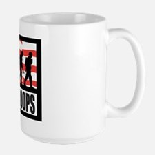 Support our troops - Infantry Mug