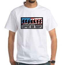 Support our troops - Infantry Shirt