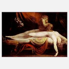 Fuseli - The Nightmare 16x20