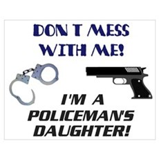 I'm a Policeman's Daughter Poster
