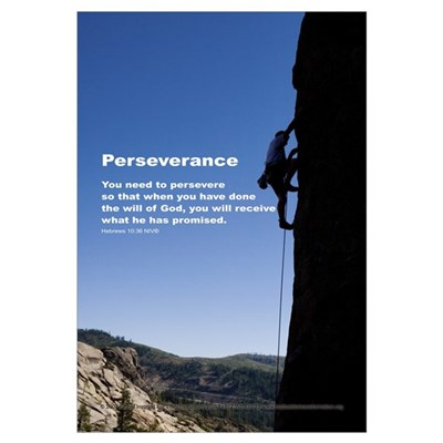 Perseverance Canvas Art