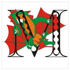 Dragon M Poster