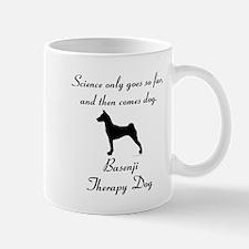 Basenji Therapy Dog Mug