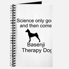 Basenji Therapy Dog Journal