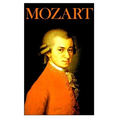Mozart Canvas Art