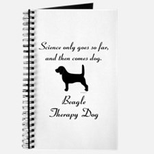 Beagle Therapy Dog Journal
