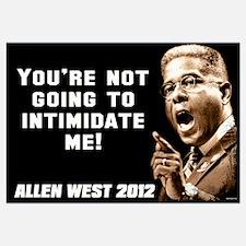 Allen West - Intimidate