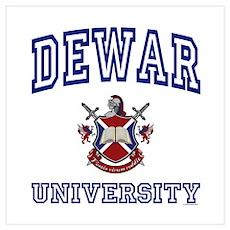 DEWAR University Poster