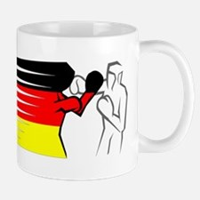 Boxing - Germany Mug