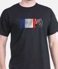 Boxing - France T-Shirt