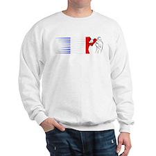 Boxing - France Sweatshirt