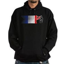 Boxing - France Hoodie