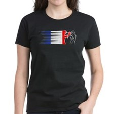Boxing - France Tee