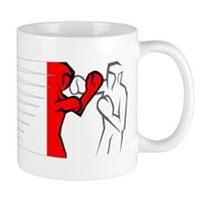 Boxing - France Mug