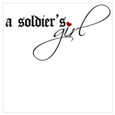 A Soldier's Girl Poster