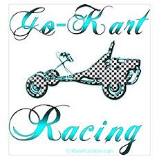 Go-Kart Racing Poster