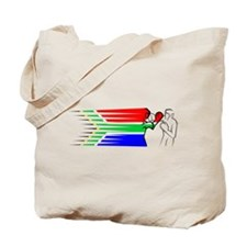 Boxing - South Africa Tote Bag