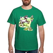 Cute Baby Lamb Sheep T-Shirt
