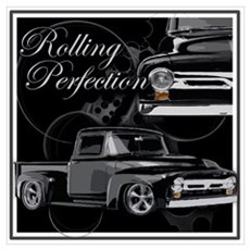 Rolling Perfection Poster