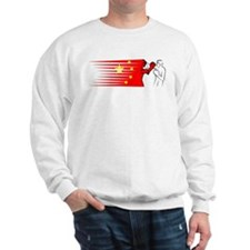 boxing - China Sweatshirt