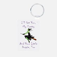 I'll Get You, My Pretty Keychains