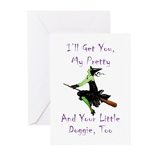 I'll Get You, My Pretty Greeting Cards (Pk of 10)