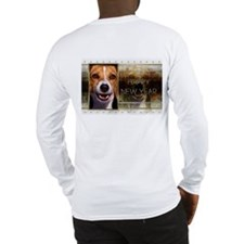 New Year - Golden Elegance - Beagle Long Sleeve T-